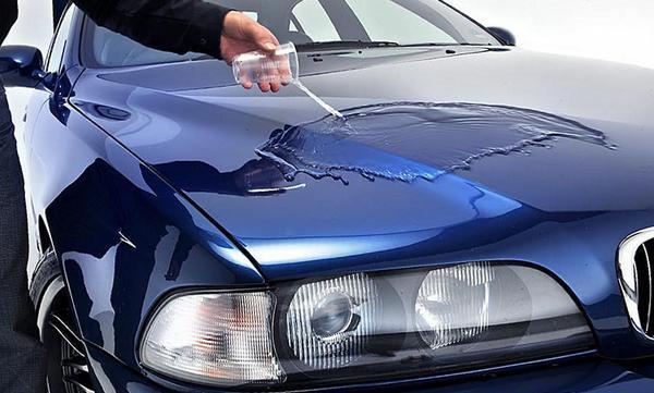 Achetez un revêtement de voiture en céramique de qualité supérieure.