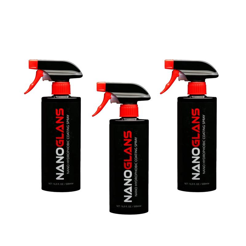 nanoglansspray set 3